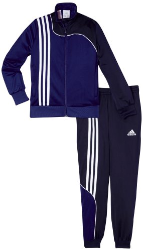 adidas Kinder Trainingsanzug  Sereno 11, Cobalt/New Navy, 176, V38039 Adidas Tiro 11 Training
