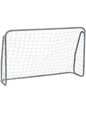 Garlando Porta da Calcio Smart Goal Cm 180X120 Argento