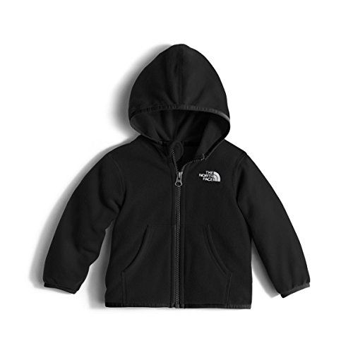 3m North Face The (The North Face Infant Glacier Full-Zip Hoodie TNF Black - 3M)