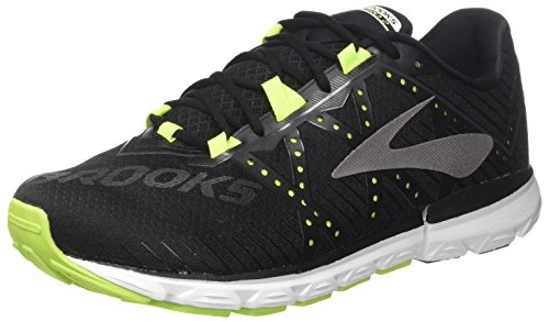 Brooks Neuro 2, Zapatos para Correr para Hombre, (Black/Nightlife/White), 44 EU