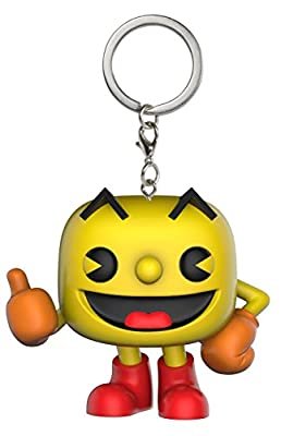 Funko - Porte clé Pac-Man - Pac-Man Pocket Pop 4cm - 0889698101615