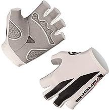Endura - Short Gloves Fs260 Pro, color blanco, talla M