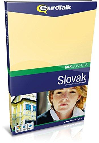 Talk Business - Slovak: An Interactive Video CD-ROM. Intermediate Level