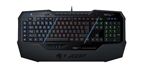 Roccat Isku FX Multicolor Gaming Keyboard (PC) 413GdLH13JL