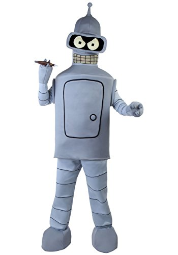 Plus Size Bender Fancy Dress Costume ()
