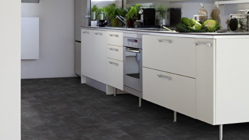 Gerflor Senso Lock - Fliese - Parker Station 0374 Vinylboden zum klicken - Design-Dielen aus Vinyl-Laminat mit Klick-System für schnelle und einfache Verlegung ohne Kleber - Paket a 1,84m²