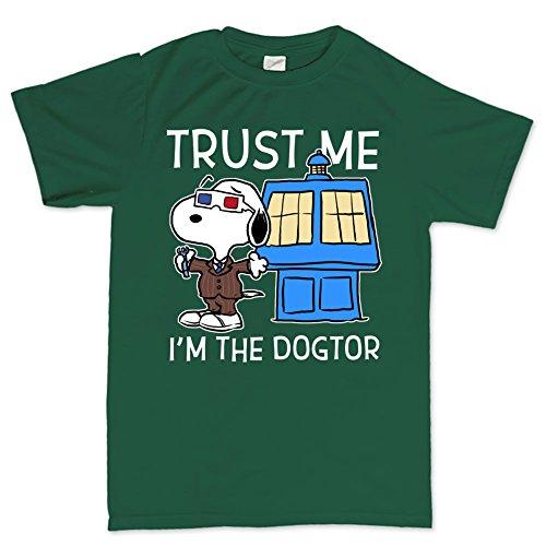 Preisvergleich Produktbild Trust Me I'm The Dogtor Doctor T shirt