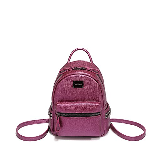 Mini zaino/Borse donna/Rivet vento College satchel Joker/Borsa piccola-A H