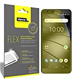 dipos I 3x Screen Protector for Gigaset GS100 - Covers
