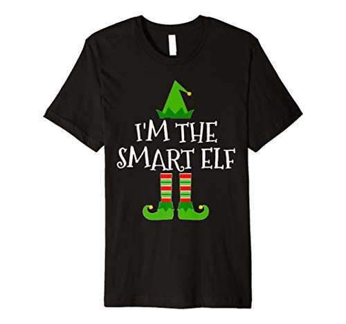 (I 'm The Smart Elf passenden Familien Gruppe Weihnachten T Shirt)
