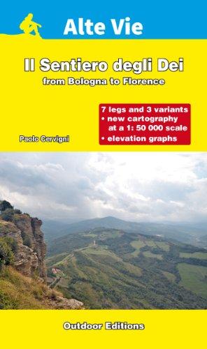 Il Sentiero degli Dei from Bologna to Florence (edition 15 May 2013)