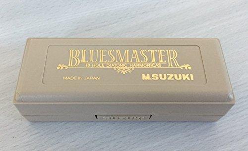 Suzuki Bluesmaster Harmonica C