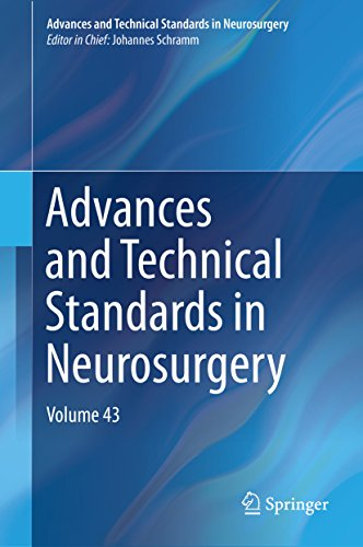 Advances and Technical Standards in Neurosurgery: Volume 43 ...