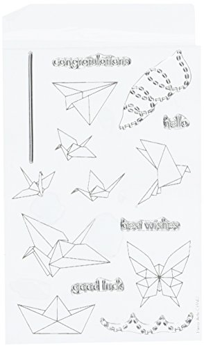 hero-arts-origami-animals-rubber-stamp