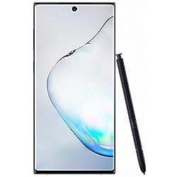 Samsung Galaxy Note 10 - Smartphone Portable débloqué 4G (Ecran: 6,3 pouces - 256 Go - Double Nano-SIM - Android) - Noir - Version Française