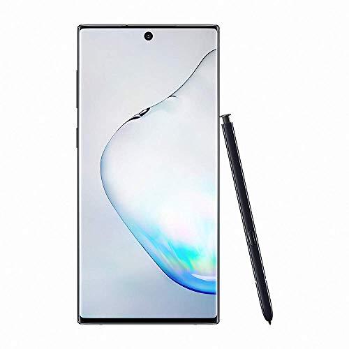 Samsung Galaxy Note10 - Smartphone Portable débloqué 4G (Ecran: 6,3 pouces - 256 Go - Double Nano-SIM - Android) - Noir - Version Française