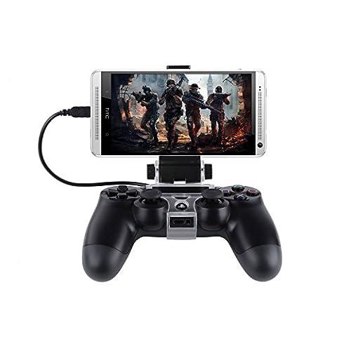 KONKY - Support de Téléphone Android pour PS4 / PS4