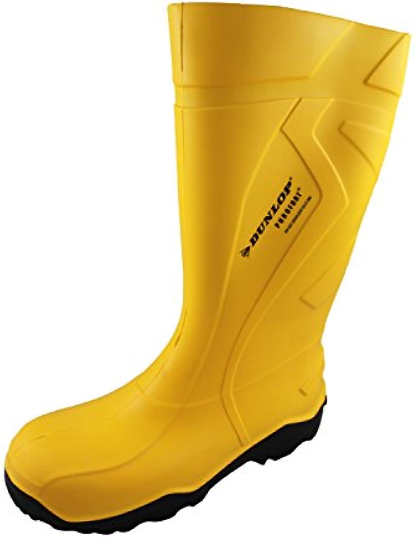 dunlop dunlop dunlop purofort   et bottes en caoutchouc bottes wellington donc b00ngnqmqe jaune sécurité pare nt | Soldes  bb6183