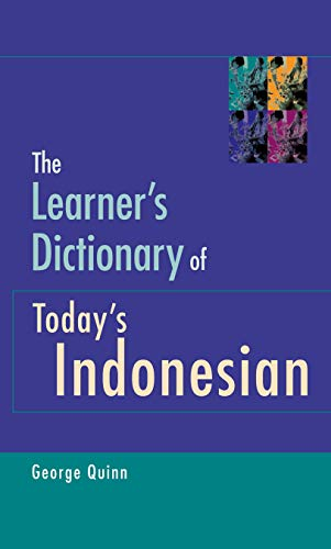 The Learners Dictionary of Todays Indonesian (English Edition ...