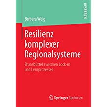 Resilienz komplexer Regionalsysteme: Brunsbüttel zwischen Lock-in und Lernprozessen