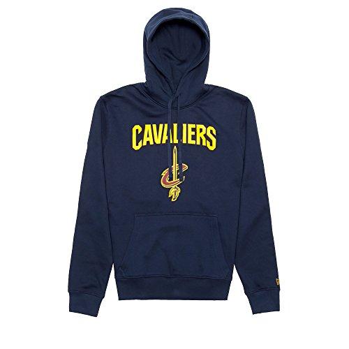 New Era Herren Oberteile / Hoody Team Logo Cleveland Cavaliers Blau