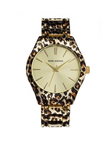 Mark Maddox MM0010-27 - Reloj de cuarzo para mujer multicolor