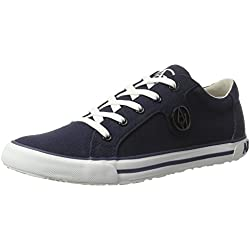 Armani Jeans 9252257P614, Scarpe da Ginnastica Basse Donna