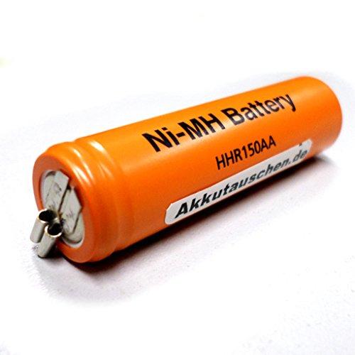 Akku - Wella Xpert HS40 - Tondeo Eco XS - Wella Contura - Batterie Battery HS 40 mit Einbauanleitung und Fotos Für