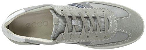 ecco GRAHAM 501104/59142 hommes Chaussures à lacets Gris