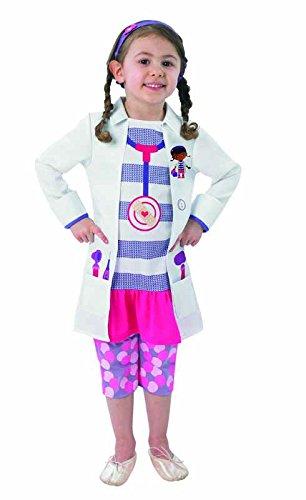 Rubie s it610288-m-Doc McStuffins Kostüm, in Behälter, Größe M (Kostüme Doc Mcstuffins)