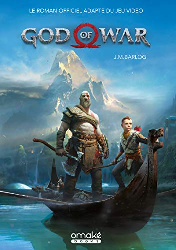 God of War - Le roman officiel du jeu vidéo par  J. m. Barlog