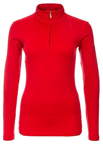 Bogner Damen Skishirt Marna Rot - 42 (L)
