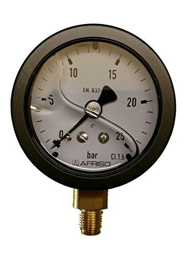"Manometer Glyzerin 1/8"" 50 mm 0-25 bar"