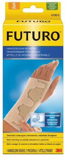 futuro bandagen FUTURO Classic Handgelenk-Schiene FUT47853, Größe S 12,7 – 15,9 cm