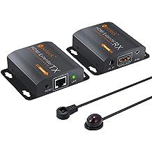 Neoteck HDMI Extender 1080P 60m HDMI Ripetitore Su Singolo Cat