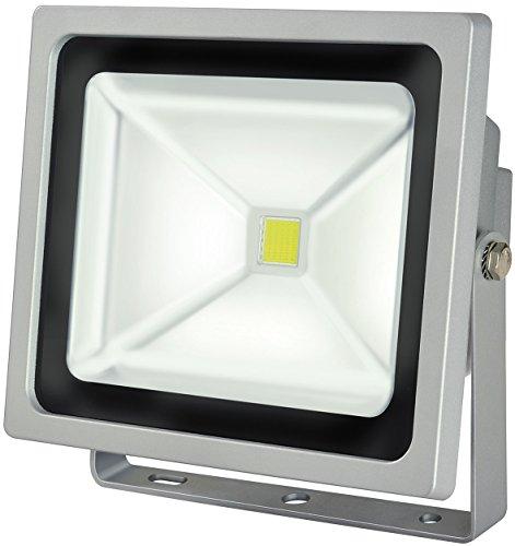 Brennenstuhl Chip LED-Leuchte 50W IP65 zur Wandmontage Outdoor, 1171250501 -