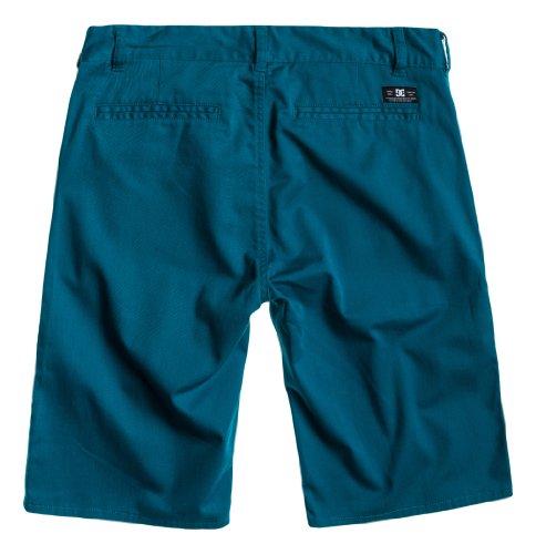 DC shoes short de bain pour homme worker straight wkst m Turquoise - Bleu paon
