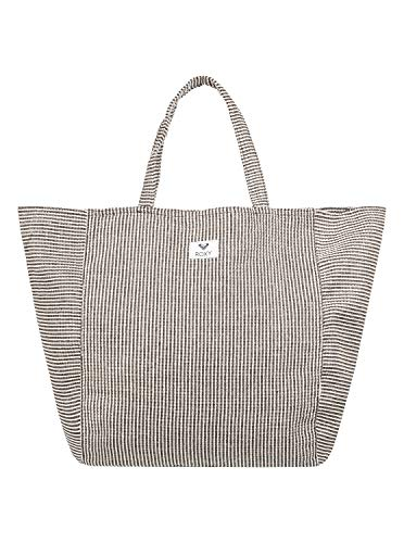 Roxy Canvas Tote (Roxy Time Is Now 22L - Canvas Tote Bag - Canvas-Tragetasche - Frauen)