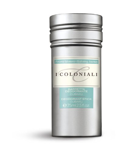 i coloniali barretta deodorante stick 75 ml