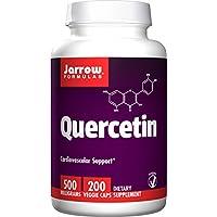 Jarrow Formulas, Quercétine 500, 500 mg, 200 Capsules