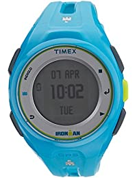 Timex Ironman Digital White Dial Men's Watch-TW5K87600F6