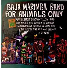 FOR ANIMALS ONLY LP (VINYL) UK PYE INTERNATIONAL 1965