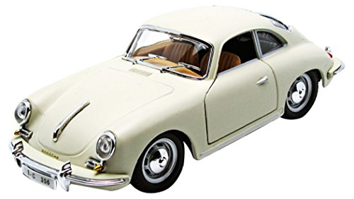 Bburago- Miniature Voiture de Collection, 22079W, Blanc