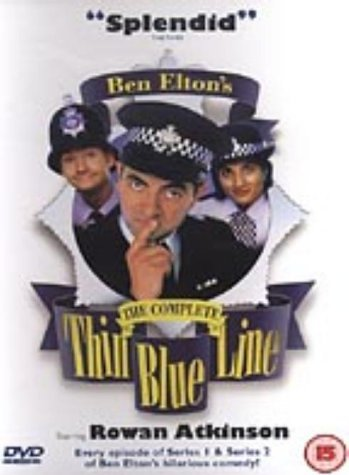 the-thin-blue-line-complete-import-anglais