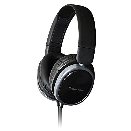 Panasonic RP-HX250 Smarter Street Kopfhörer schwarz