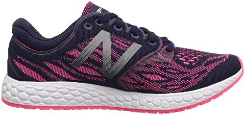 New Balance Fresh Foam Zante V3, Damen Laufschuhe Dark Denim/Alpha Pink