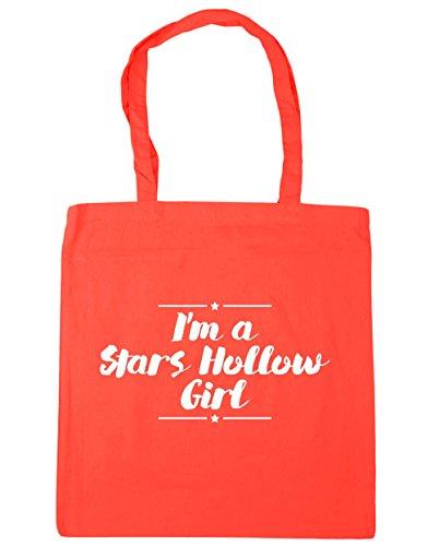 hippowarehouse-im-a-stars-hollow-girl-tote-shopping-gym-beach-bag-42cm-x38cm-10-litres