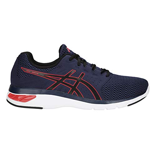25. ASICS Men's Gel-Mo0ya Peacoat/Black Running Shoes