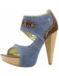 1TO3 - Pointe découverte en jeans