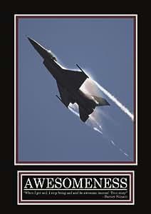 Awesomeness Poster - ORIGINAL - Barney Stinson Poster -1/13- How I met your mother - Poster - Comment j'ai rencontré votre mère - motivational poster - Barney Stinson Office Poster - motivation poster awesome